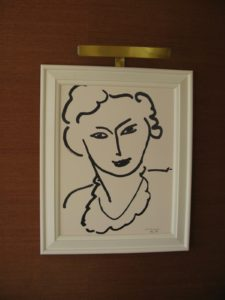 And a Matisse