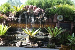 Located in the serene and scenic Kuala Lumpur Lake Gardens, it's only a 10 minute drive from the city center.