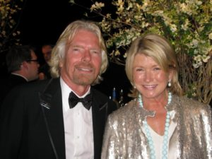Sir Richard Branson - entrepreneur
