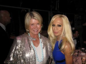 Donatella Versace - fashion designer