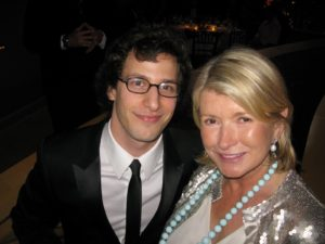 Andy Samberg - comedian and cast member on Saturday Night Live