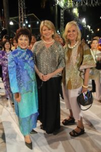 Here I am with Dr. Ng Yen Yen and Memrie.