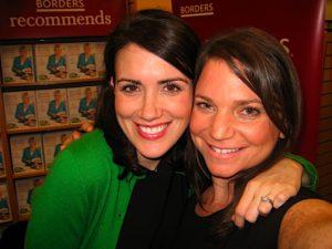 Here are Nicole Sutliff and Katie Goldberg.