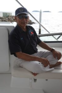 Dato Seri Tengku Zainal Adlin - Chairman of Sabah Tourism Board