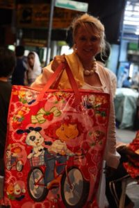 Memrie decided to buy this adorable bag for her grandchild.