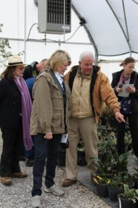 My group was very, very interested in all aspects of Don's work and we stood closely by him as he talked nonstop about what he was growing and where he had found many of the plants.