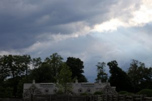 A very dramatic afternoon sky over my stable