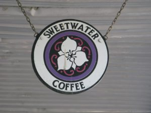 Sweetwater was a very nice coffee, gift, and antiques store.