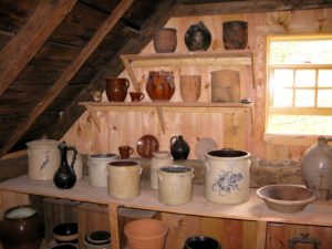 Many of these pieces are historical New England pieces.