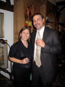 Lena Crandall and Robert DelTorto - NPC Steering Committee member