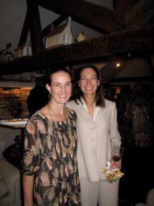 NPC Steering Committee and Benefit Committee members - Cynthia Brennan and Denise Santomero