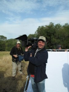 Chris Meagher was our second camera in Montana.