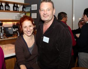 Sarah Carey and James Dunlinson