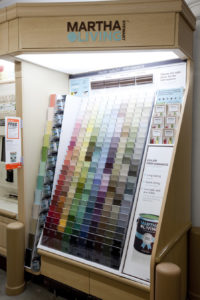 Look for a display like this one at your Home Depot.