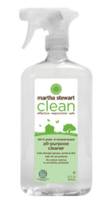 All-purpose cleaner cuts through grease, grim and dirt, and is safe for all surfaces