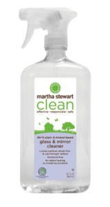Glass & mirror cleaner leaves surfaces streak-free and cuts through residue, plus it's ammonia-free