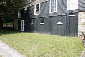 The coachman's house