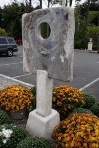 Mariani has an interesting selection of garden sculpture.