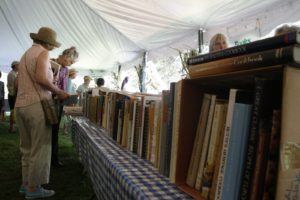 Used gardening books and cookbooks for sale