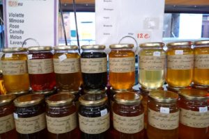 And many kinds of honey