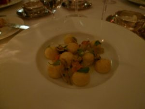 Gnocchi like I have never, ever tasted before