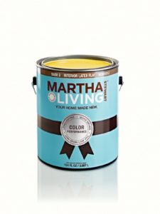 The paint also features rich, no-drip formulas with low odor and low VOCs (Volatile Organic Compound). Plus, it provides smooth, quick-drying coverage in a single coat and is long lasting.