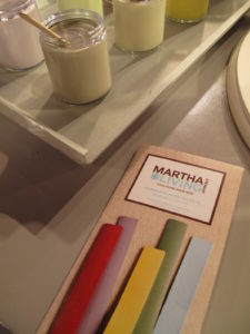 This is our Martha Stewart Living paint brochure, available at The Home Depot.