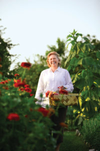 Tour Dede McGehee's expansive garden in Lexington, KY. It's just bursting with beautiful vegetable patches and flowerbeds.