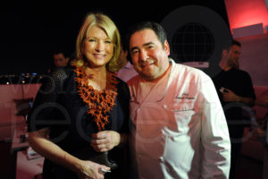Emeril is always fun to be around. Seth Browarnik/WorldRedEye.com