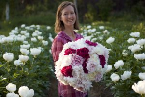 Six years ago, American Grown Flowers developed a verification system that ensures the flowers, bouquets, and bunches are all grown and bouqueted in the United States. (Photo provided by Certified American Grown Flowers)