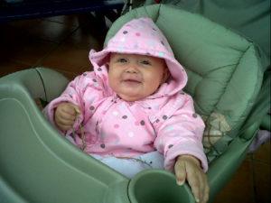 Alandra, 6 months old