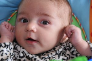 Aubrey Lee, 2 months