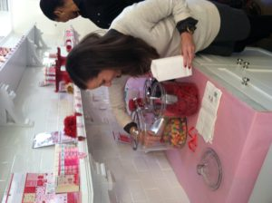 Gimbal's Candy, a fourth generation family company, provided yummy treats to fill candy bags.