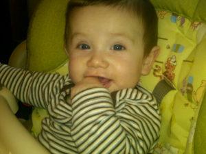 Christofer, 7 months