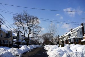 Fernwood Terrace is a short, sweet street where many friends lived just around the corner from Elm Place.