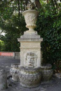 A European fountain