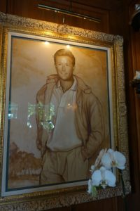 Here is a portrait of Bill when he was 28. It was also done by Ralph Wolfe Cowan.