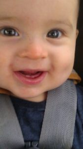 Danny Forestner, age 7 months