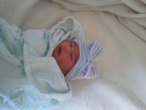 Eillana Majd, 14 weeks