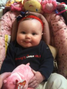 Hadleigh, 6 months