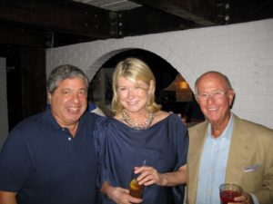 Allen Grubman - my lawyer, me, and Charles