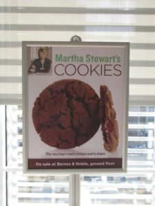 And this, of course, is our terrific Cookies book.  It has 175 recipes and variations that showcase all kinds of flavors and fancies.