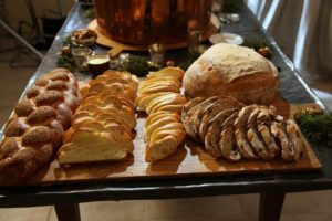 Beautiful and tasty breads