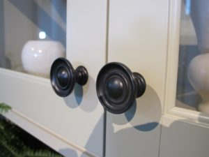 These Saucer Knobs are Soft Iron.
