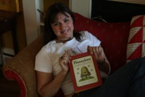 Marina is the author of 'Honeybee' - an informative and charming account of becoming a beekeeper and honey entrepreneur.