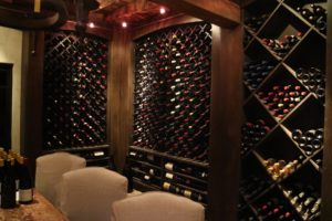 Blackberry Farm's impressive wine cellar includes more than 150,000 bottles of wine in its collection.