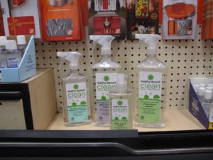 These environmentally safe products are really great and are becoming more and more popular.