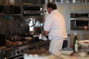 Chef David Malbequi did a superb job.