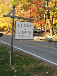 Curry & Hovis Restoration is located at 34 Westchester Avenue in Pound Ridge, New York.
