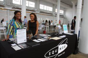 Equinox Fitness Club was also offering a special Martha Stewart Living membership plan.  http://www.equinox.com/